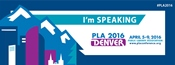 PLA 2016 I'm Speaking Facebook Cover