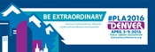 PLA 2016 Be Extraordinary Twitter Header