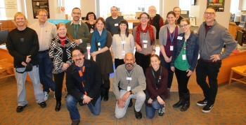 Western History/Genealogy Department at Denver Public Library